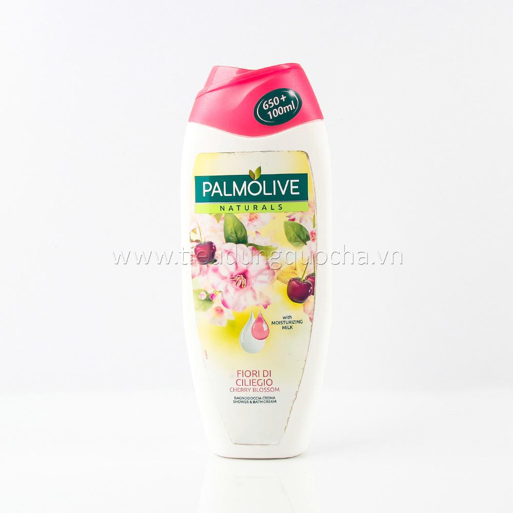 Sữa Tắm Palmolive Hương Cherry 750ml