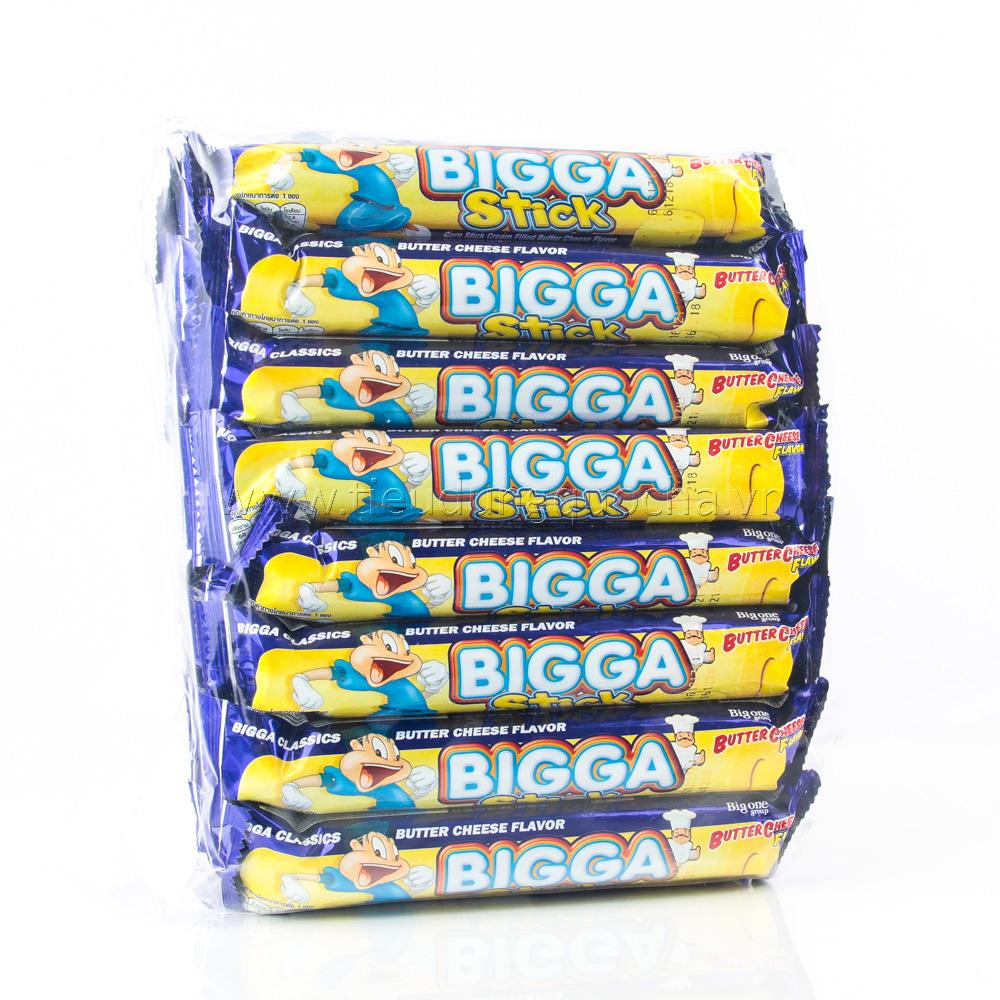 Bánh Xốp Vị Phô Mai Bigga