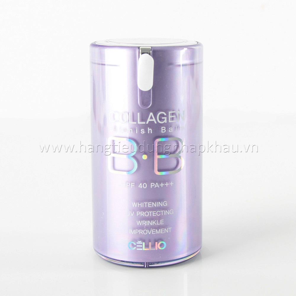 Phấn Nước Collagen BB Cream CÉLLIO Hàn Quốc