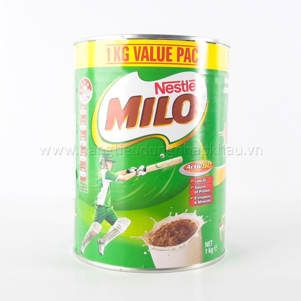 Bột Nestle Milo 1kg