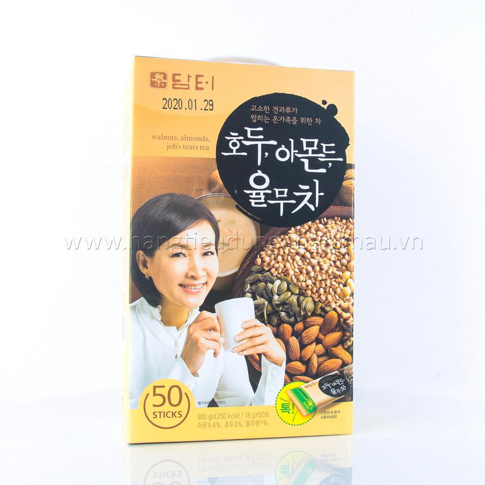 Bột Ngũ Cốc Hàn Quốc 18g x 50 gói