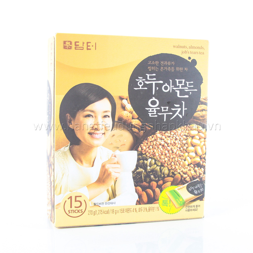 Bột Ngũ Cốc Hàn Quốc 18g x 15 gói