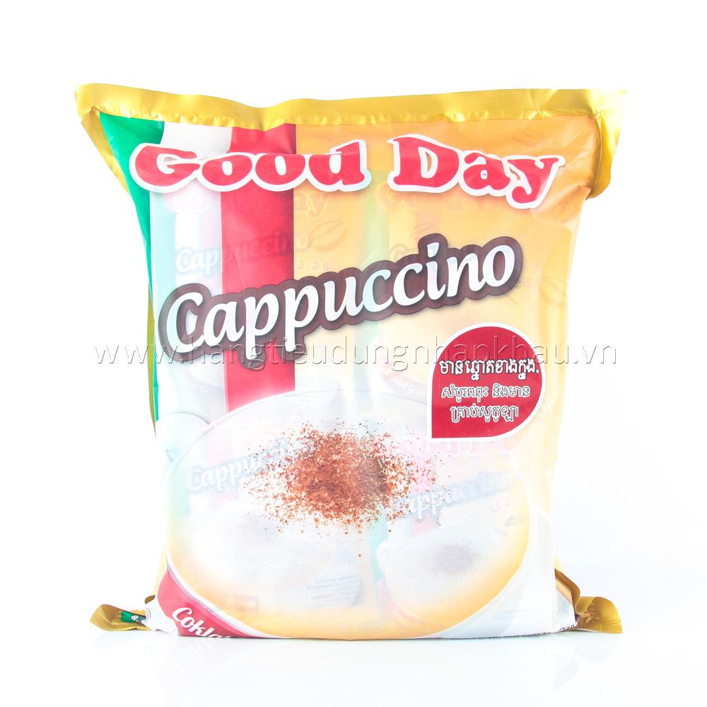 Cà Phê Hòa Tan Goodday - Cappucino  750g