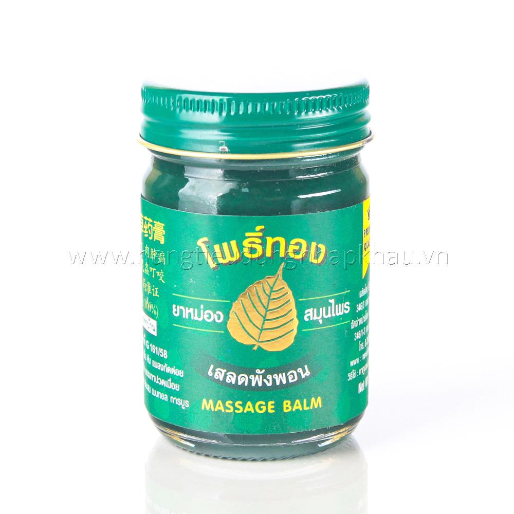 Dầu Cù Là Lá Bồ Đề Thái Lan 50g