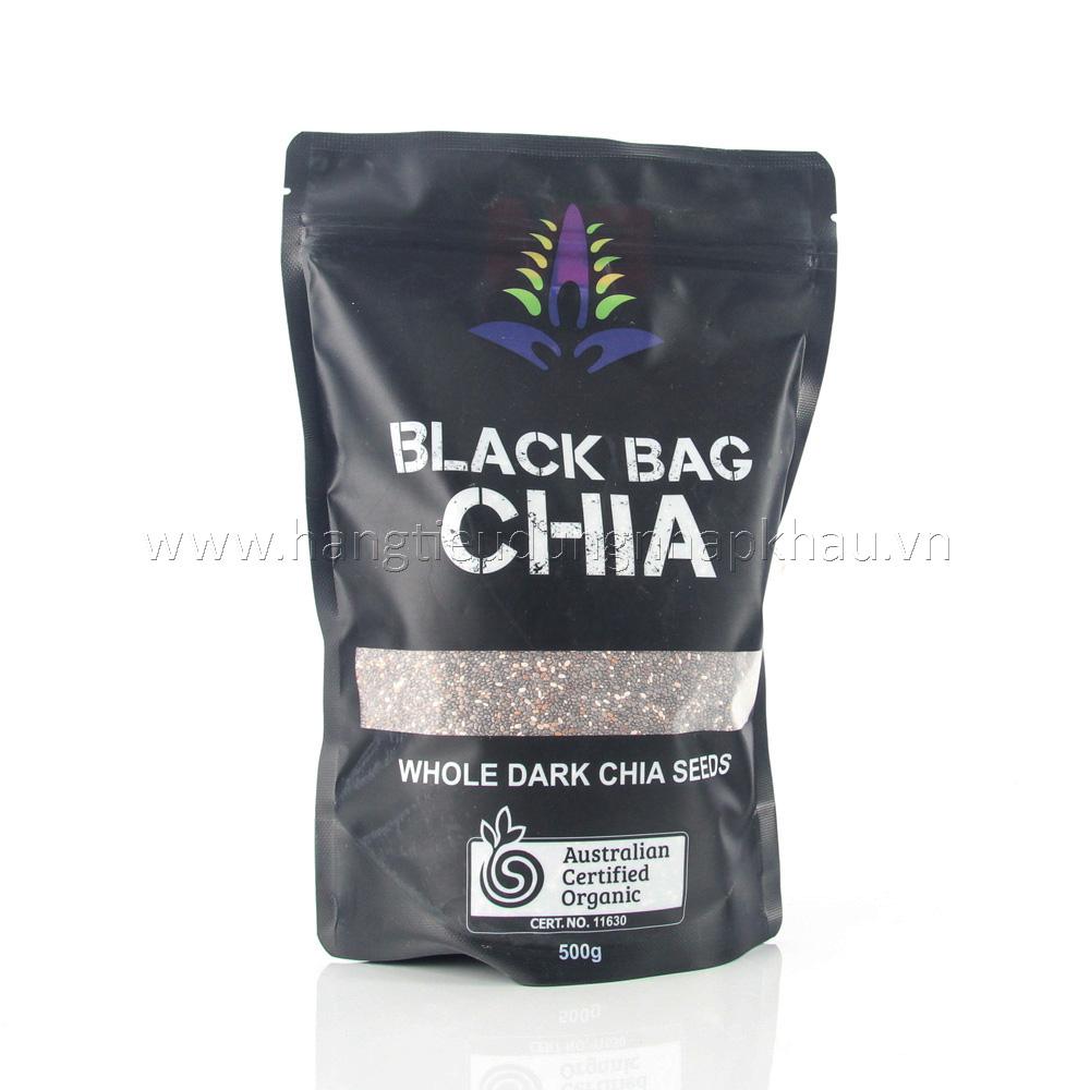 Hạt Chia Black Bag 500g
