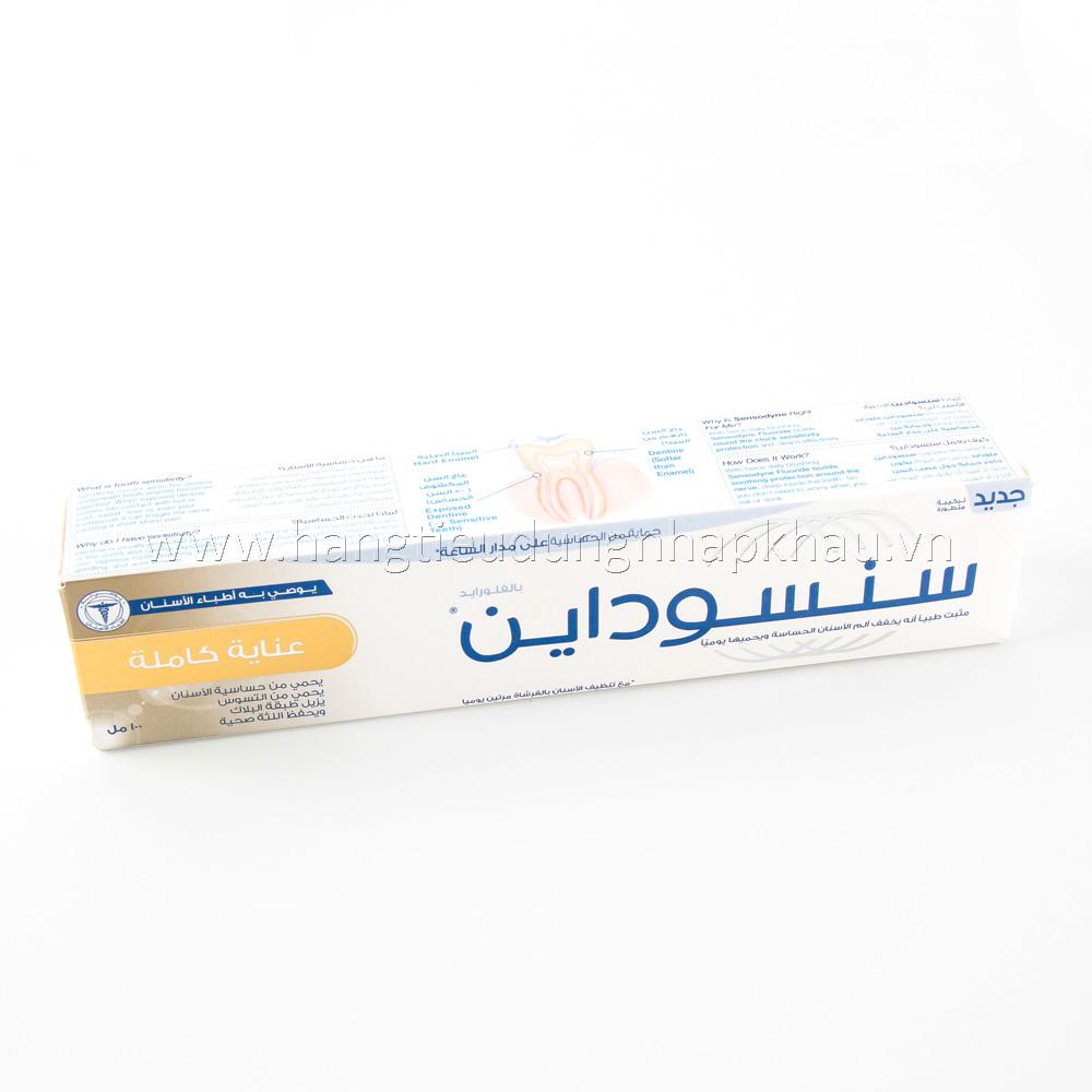 Kem Đánh Răng Sensodyne - Total Care 100ml