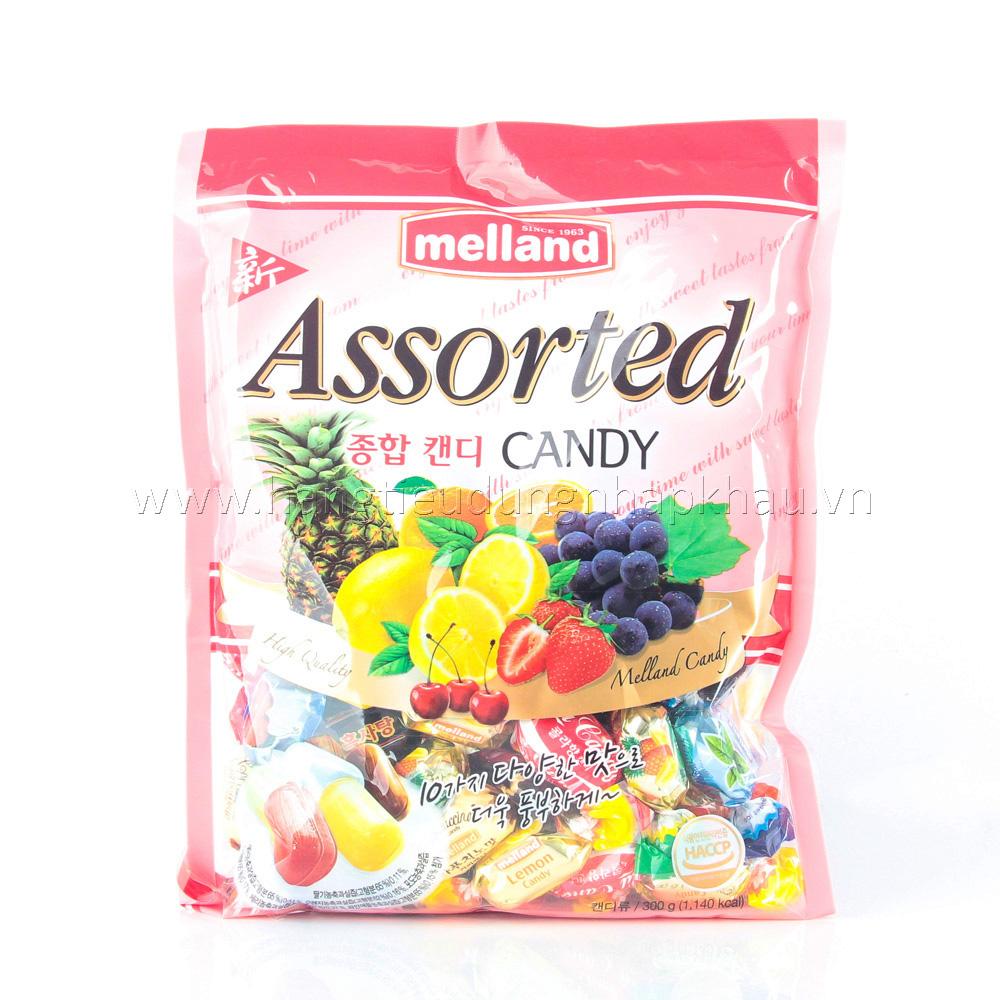 Kẹo Trái Cây Assorted Hàn Quốc 300g