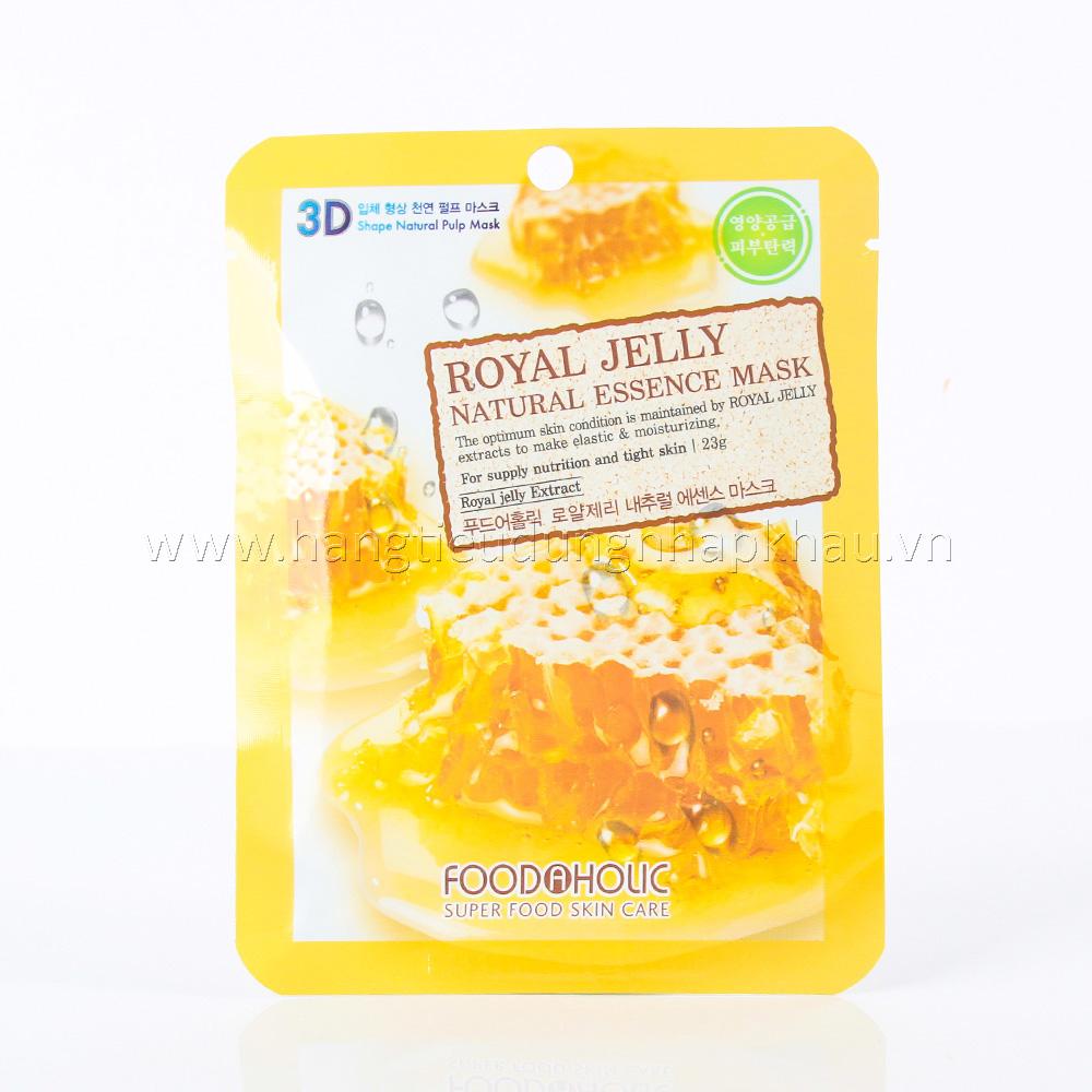 Mặt Nạ Dưỡng Da Foodaholic - Royal Jelly