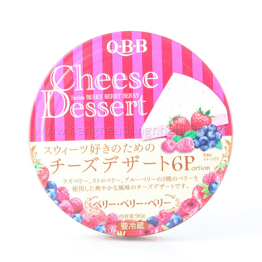Phô Mai Cheese Dessert Vị Dâu