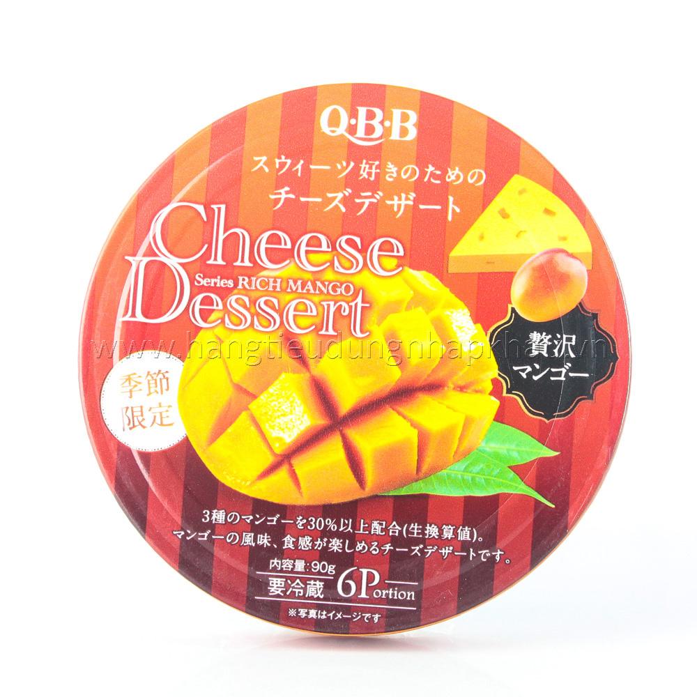 Phô Mai Cheese Dessert Vị Xoài
