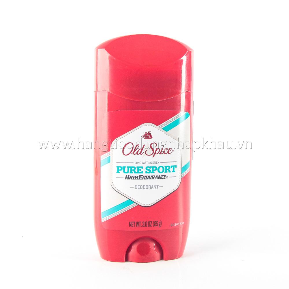 Sáp Khử Mùi Old Spice Dành Cho Nam - Pure Sport 85g
