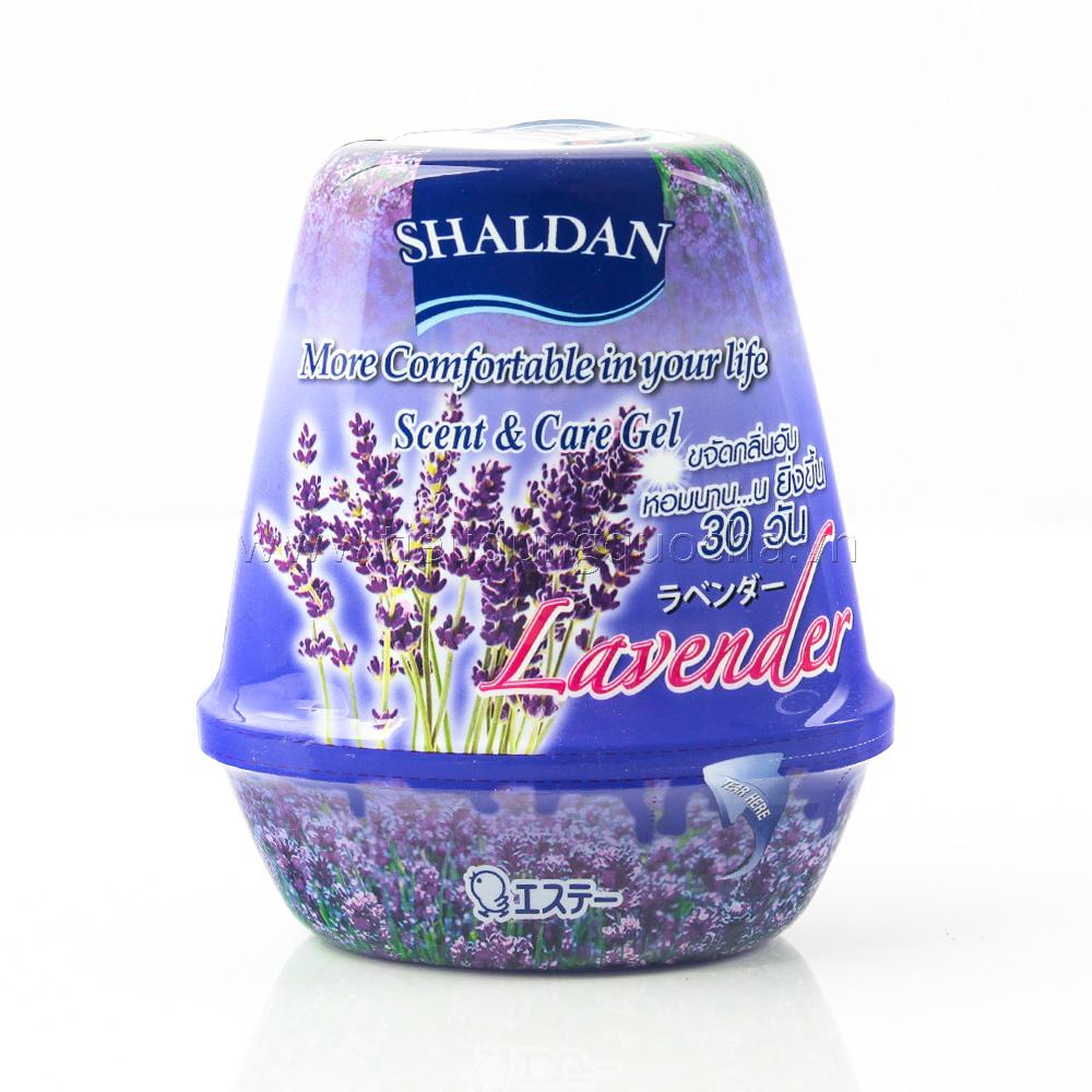 Sáp Thơm Phòng Shaldan Hương Lavender