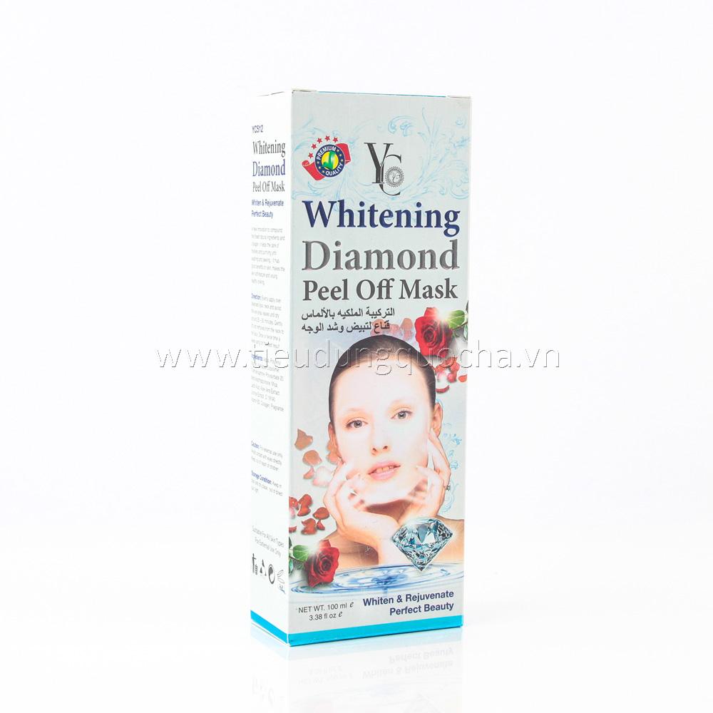 Gel Lột Tẩy Tế Bào Chết YC Whitening Diamond