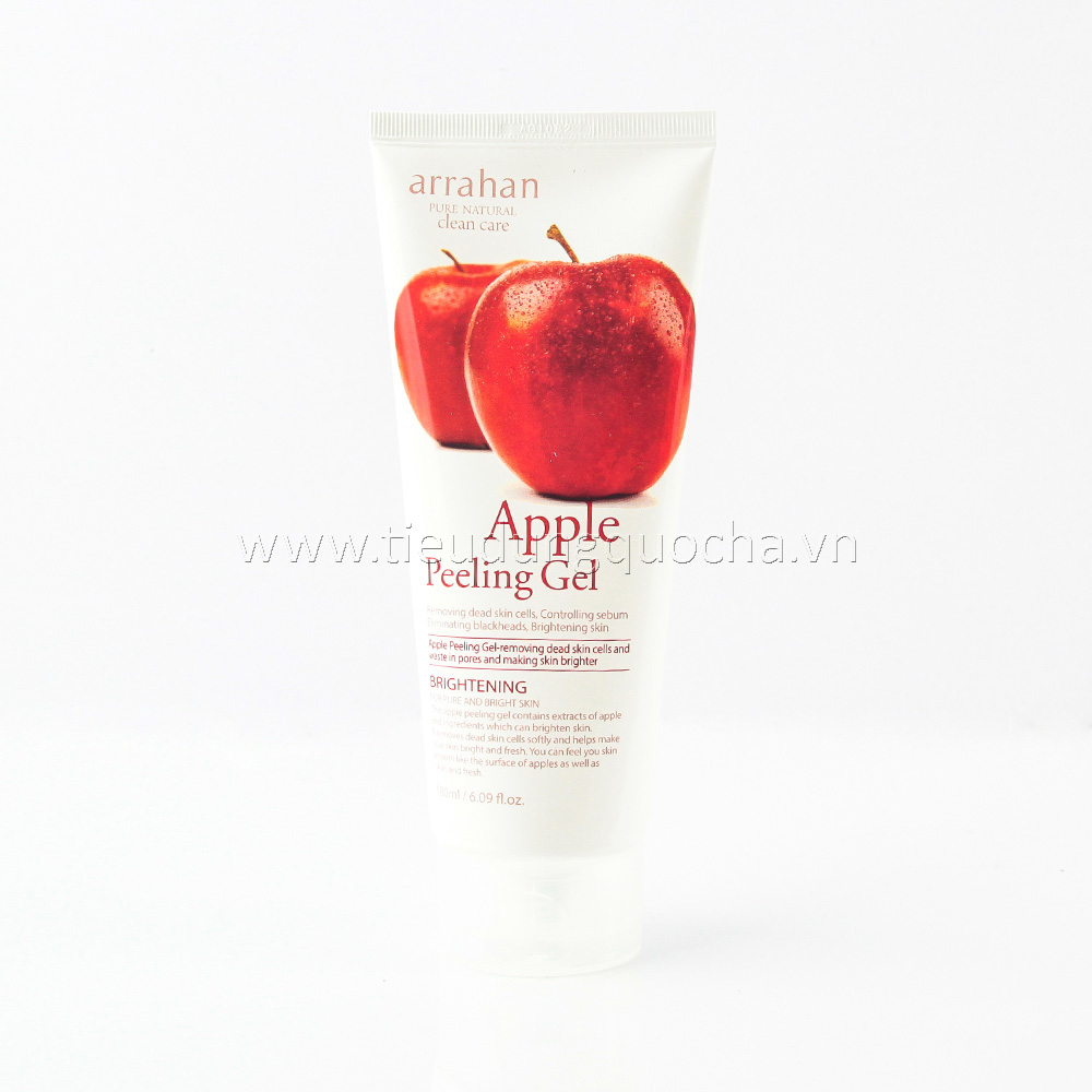 Gel Tẩy Tế Bào Chết Arrahan Apple