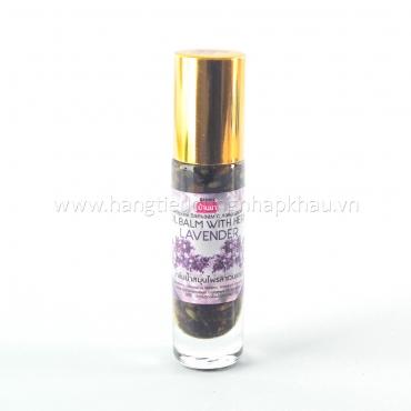 Dầu Lăn Thảo Dược Banna - Lavender