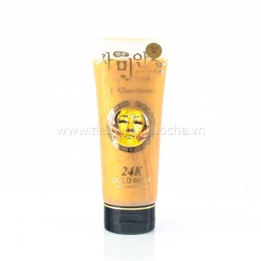 Mặt Nạ Dưỡng Da 24k Gold Mask Hàn Quốc