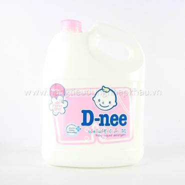 Nước Giặt Quần Áo Trẻ Em D-nee - Honey Star 3000ml
