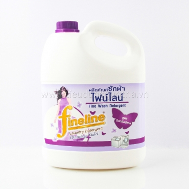 Nước Giặt Fineline - Charming Violet 3000ml