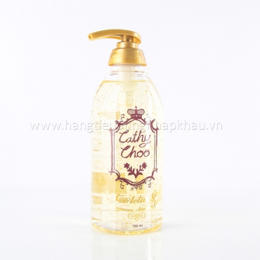 Sữa Tắm Cathy Choo - 24K Active Gold 750ml