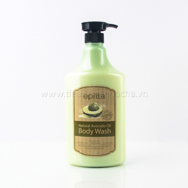 Sữa Tắm Epitta - Natural Avocado Oil
