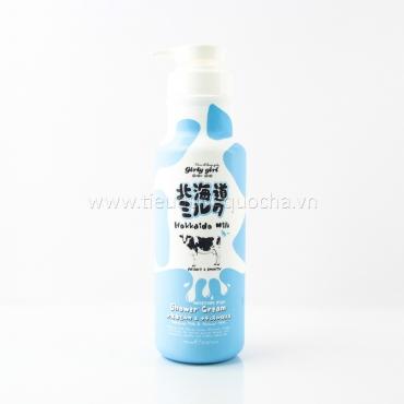 Sữa Tắm Girly Girl - Hokkaido Milk 700ml