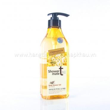 Sữa Tắm Cao Cấp Hàn Quốc Shower Mate - Chamomile 550ml