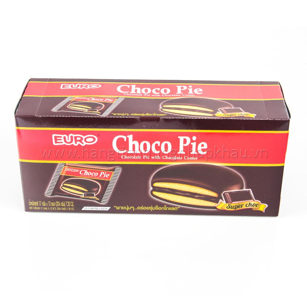 Bánh Choco Pie Nhân Socola