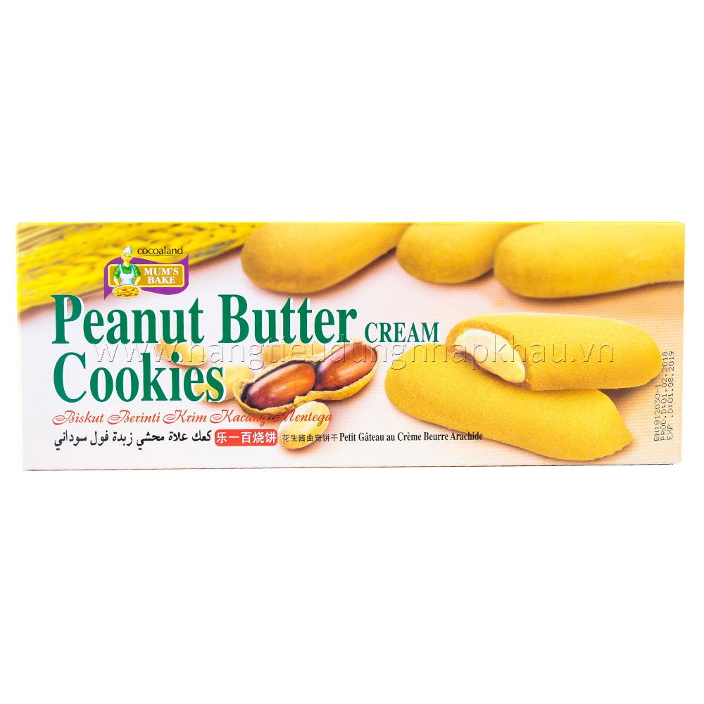 Bánh Quy Kem Bơ Đậu Phộng 180g