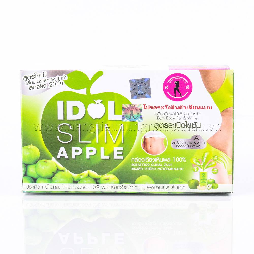 Giảm Cân Idol Slim Apple