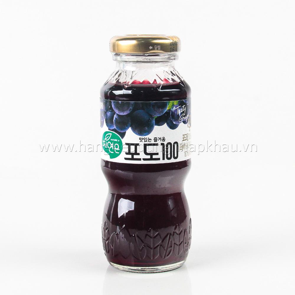 Nước Nho Hàn Quốc 180ml
