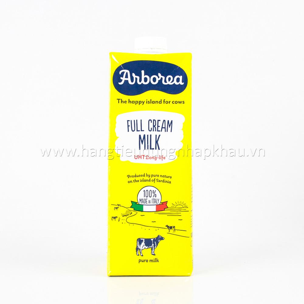 Sữa Tươi Nguyên Kem Arborea