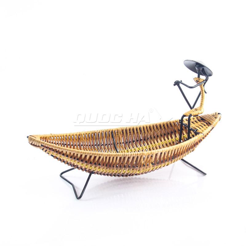 Thuyền Mây Trang Trí