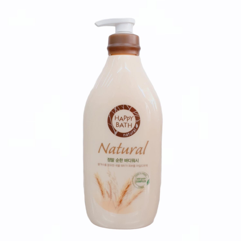 Sữa Tắm Happy Bath - Natural 900ml