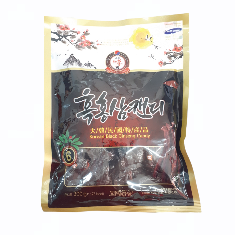 Kẹo Hắc Sâm - Korea 300g