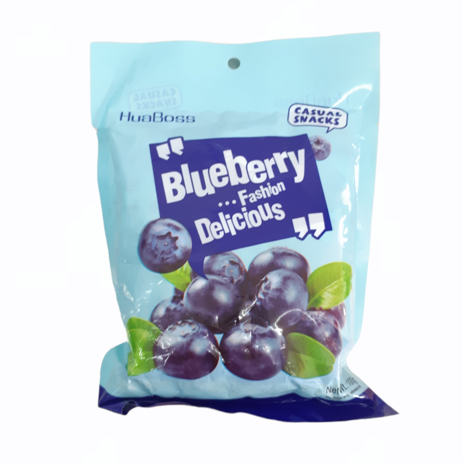 Blueberry sấy - Delicious 100g