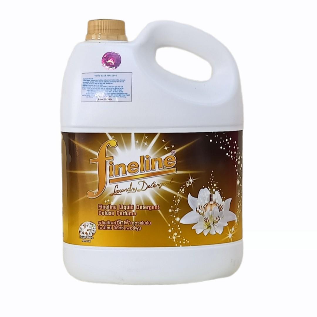 Nước Giặt Fineline Deluxe Perfume -3000ml