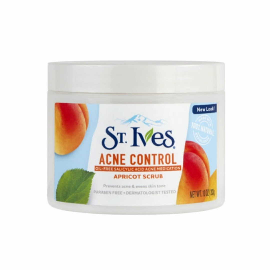 Muối Tắm St.Ives - Acne Control 283g