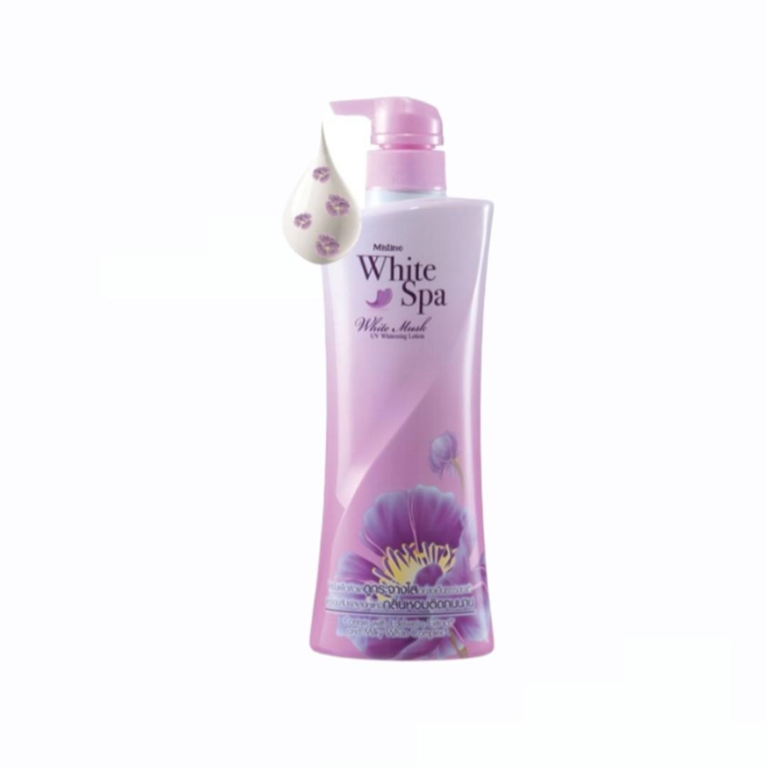 Sữa Dưỡng Thể White Spa - White Musk 400ml