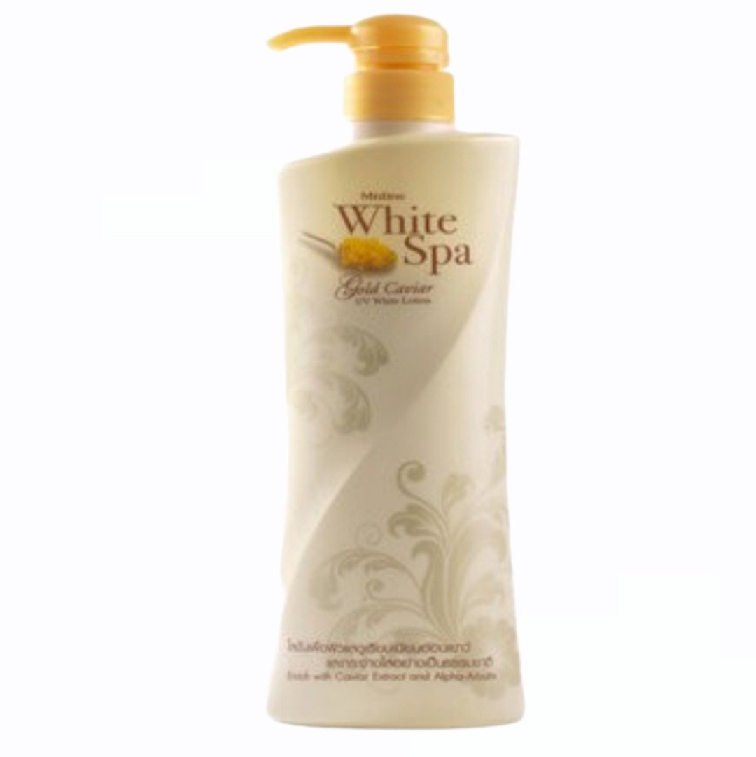 Sữa Dưỡng Thể White Spa - Gold Caviar 400ml