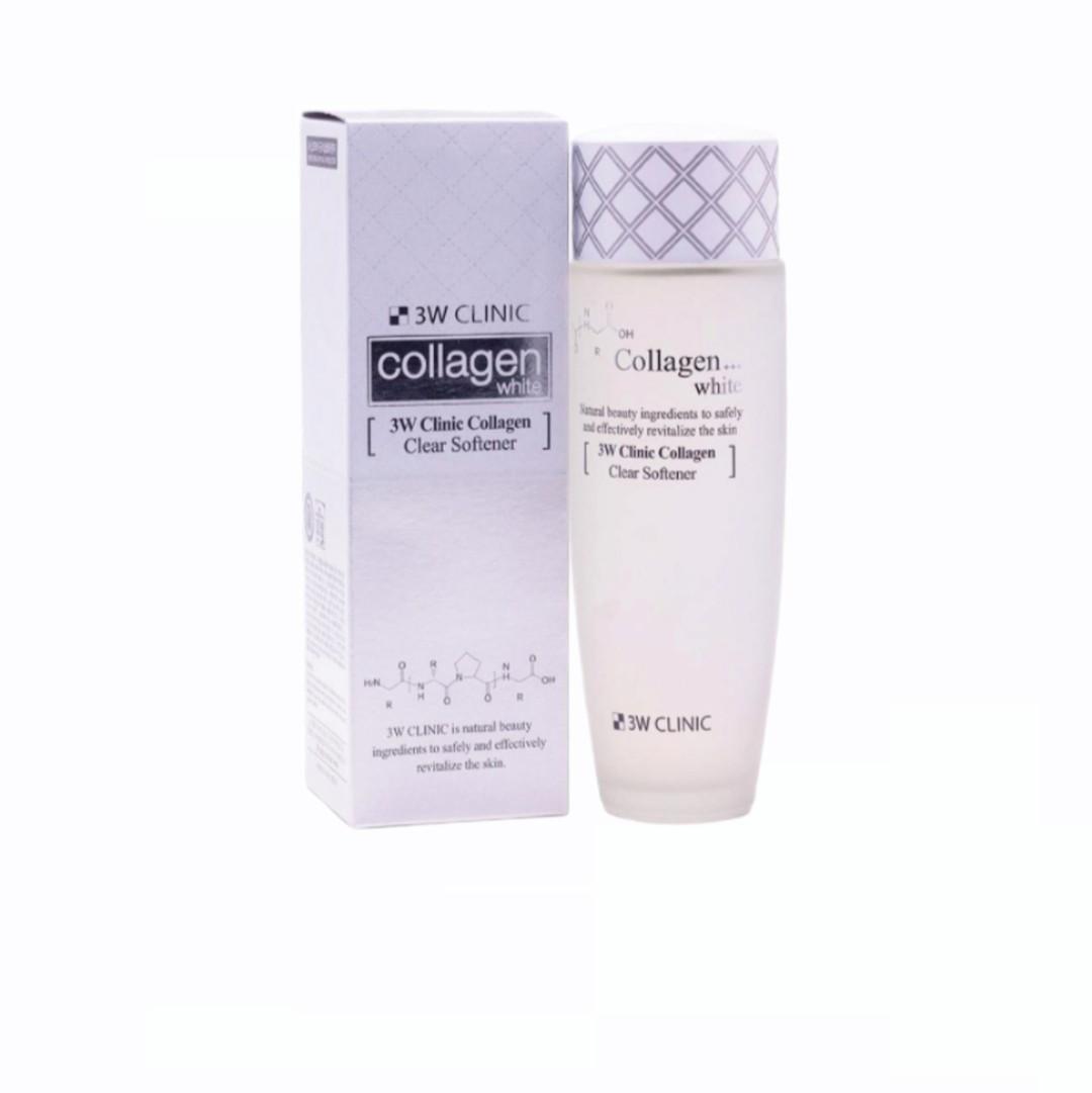 Nước Hoa Hồng 3W Clinic - Collagen White 150ml