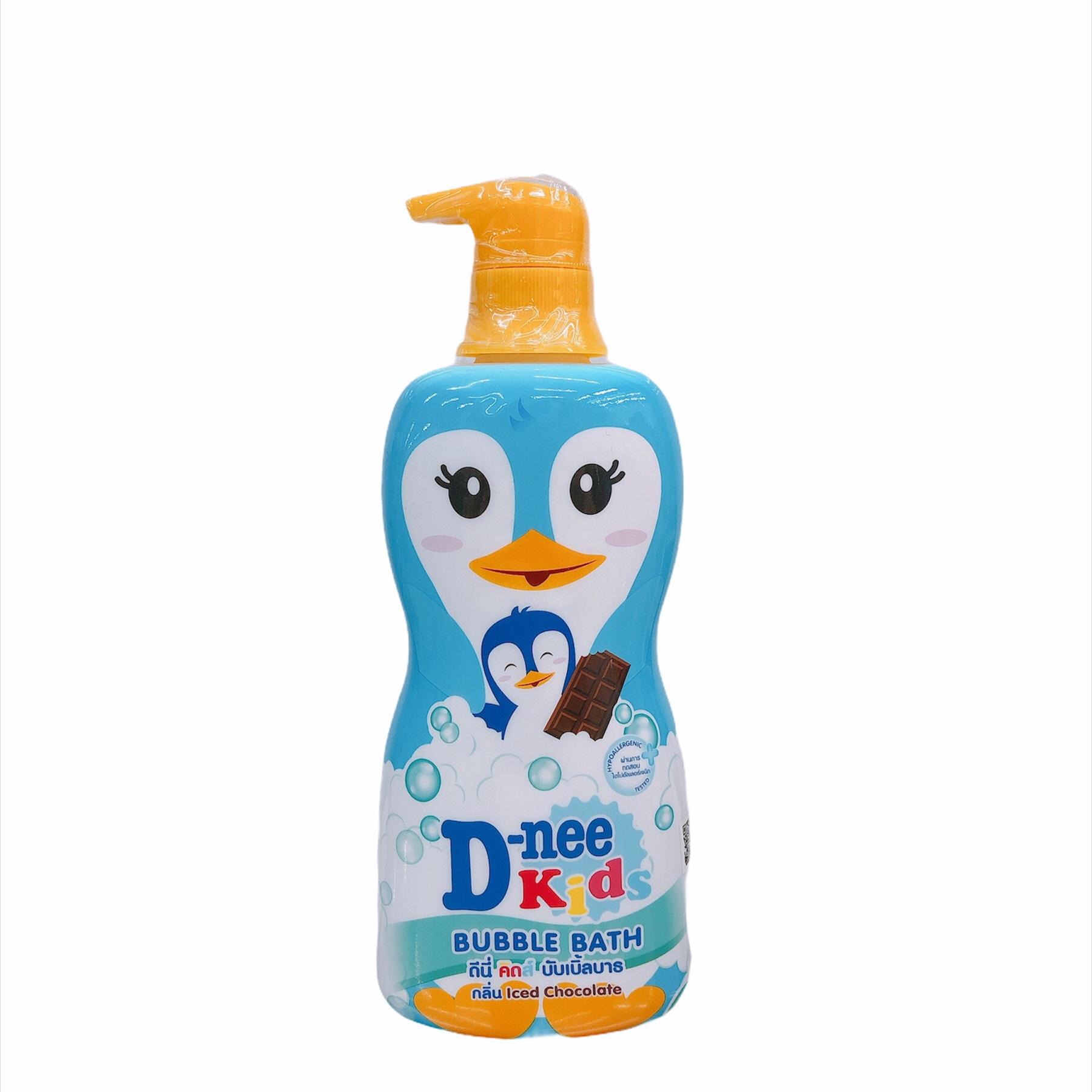 Tắm & Gội Trẻ Em D-nee Kids - Iced Chocolate 400ml