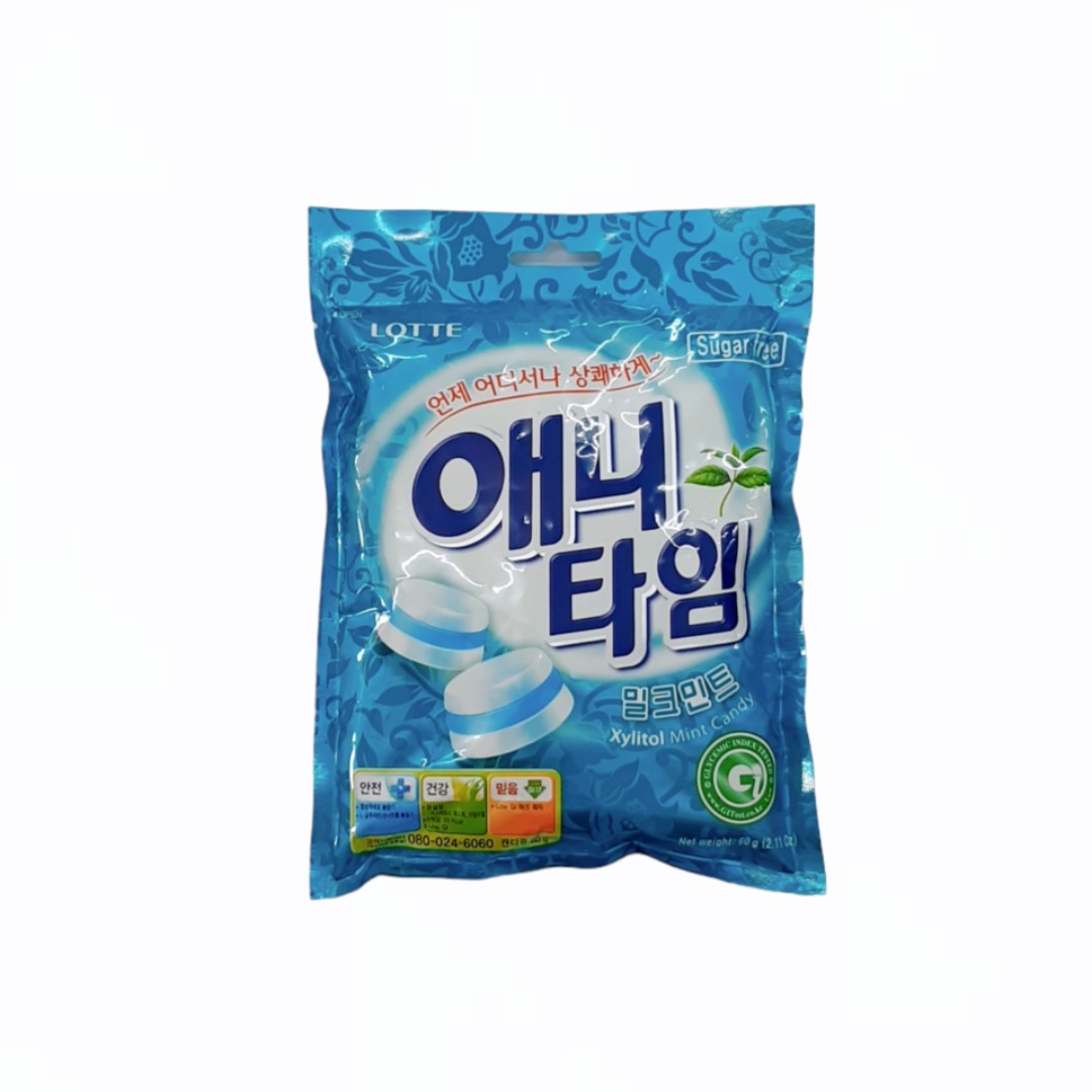 Kẹo Xylitol Mint Candy - 60g