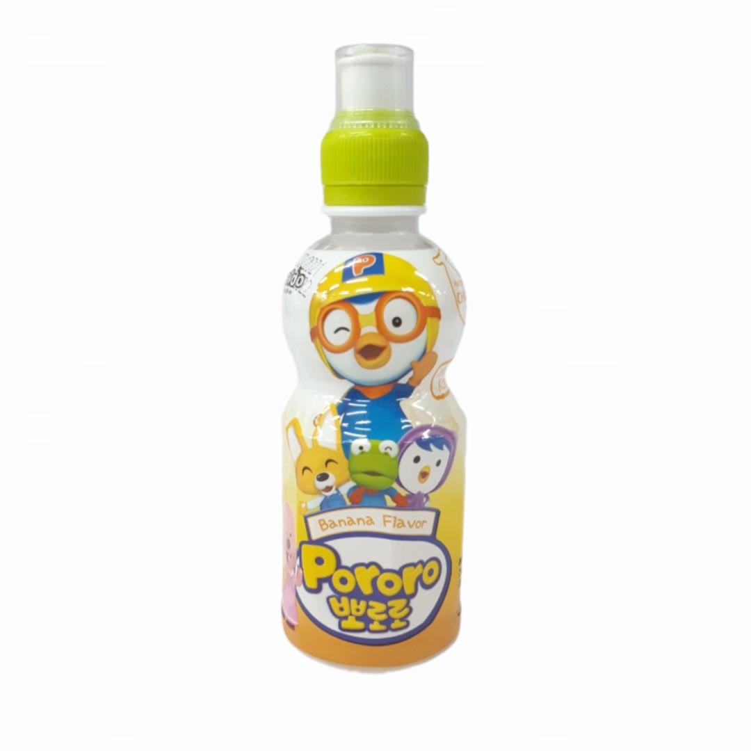 Sữa Pororo - Vị Chuối 235ml