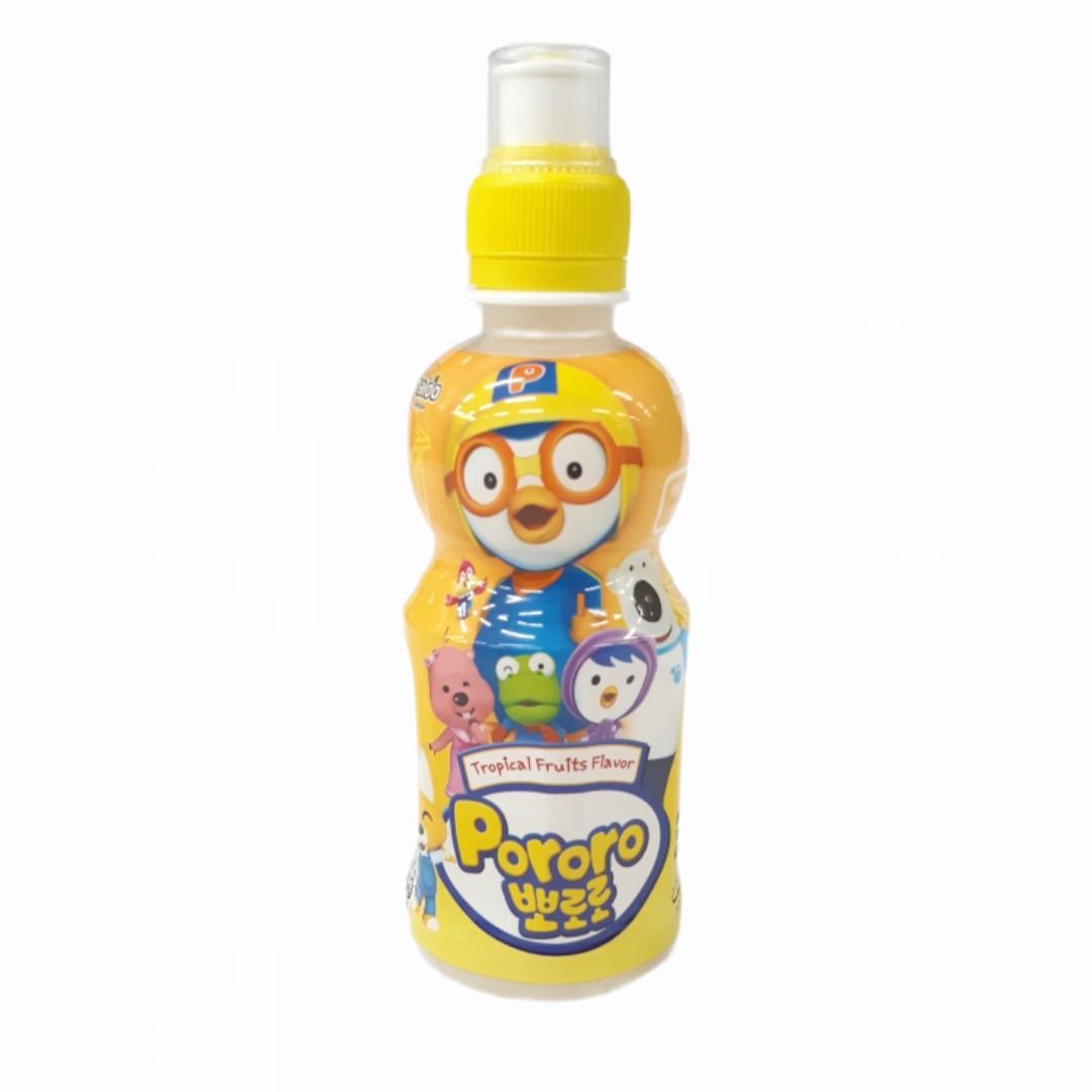 Sữa Pororo - Vị Trái Cây 235ml