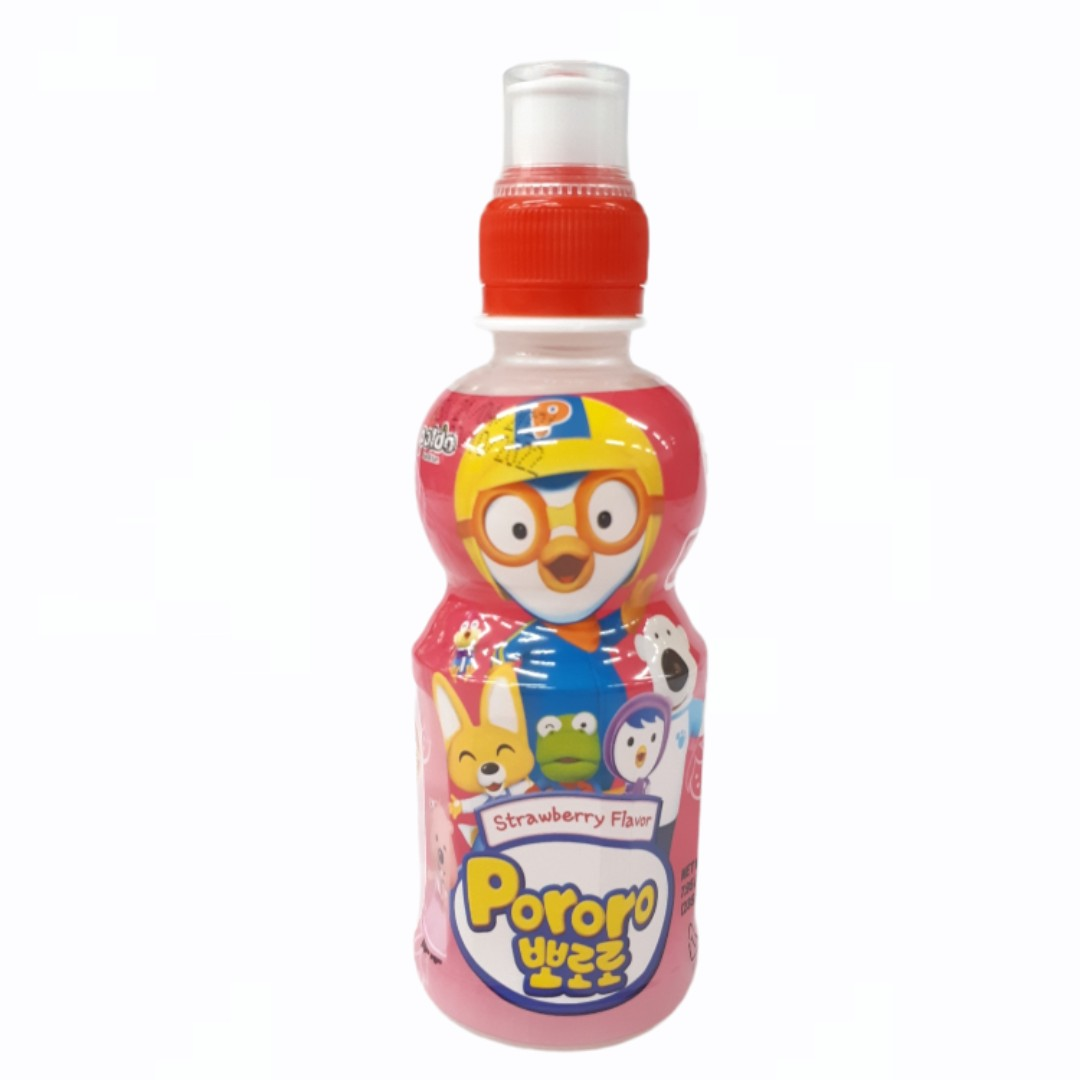 Sữa Pororo - Vị Strawberry 235ml