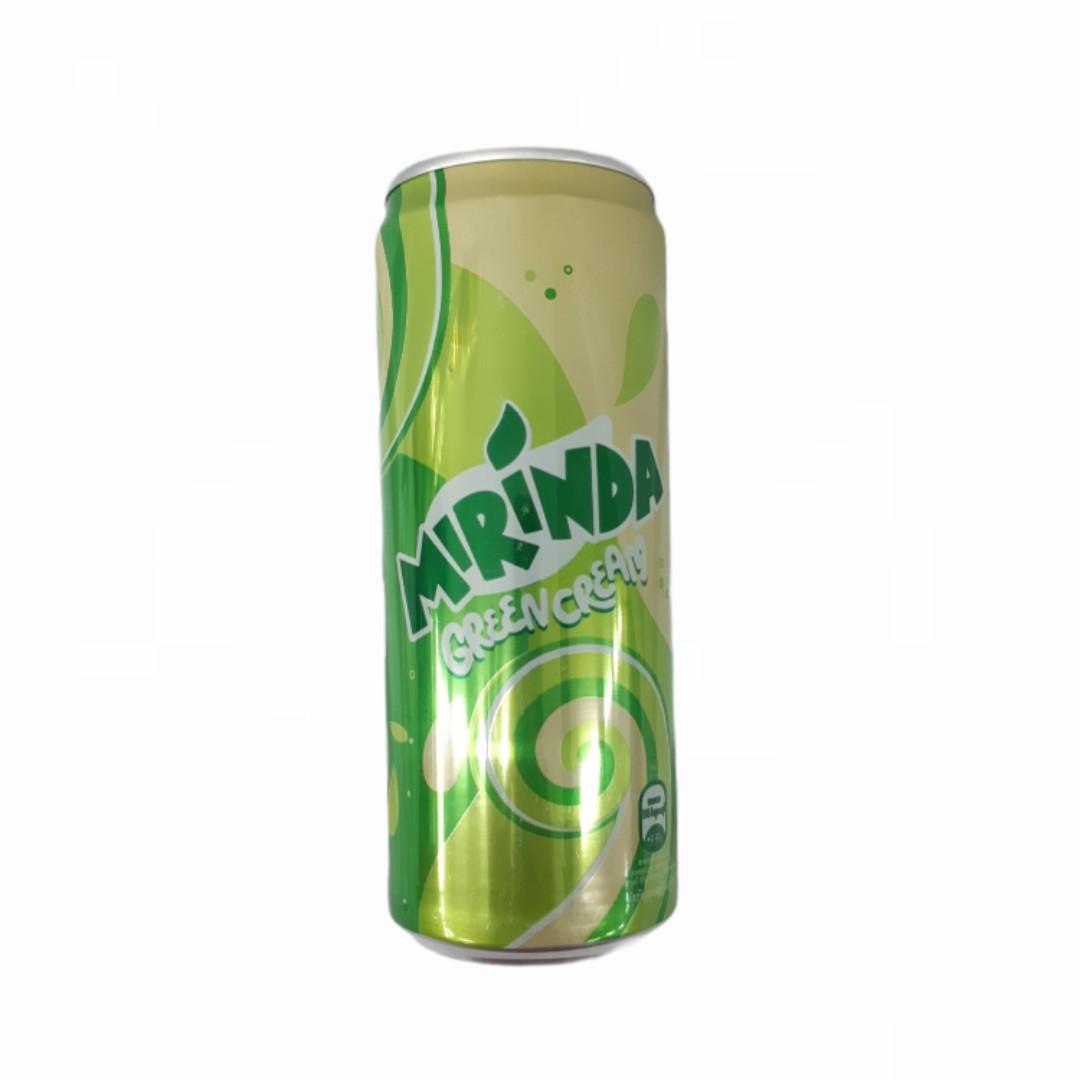 Nước Ngọt - Mirinda Green Cream 325ml