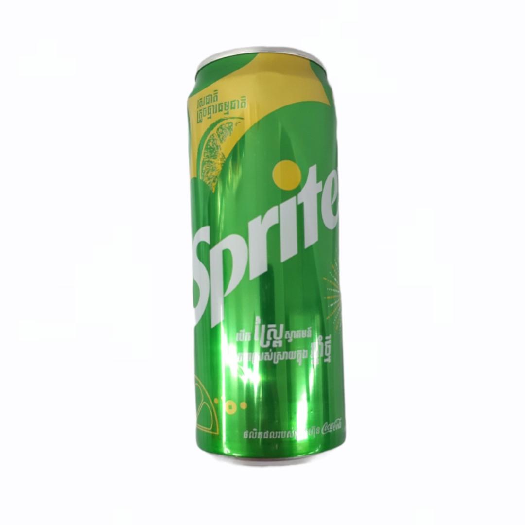 Nước Ngọt - Sprite Chanh 330ml