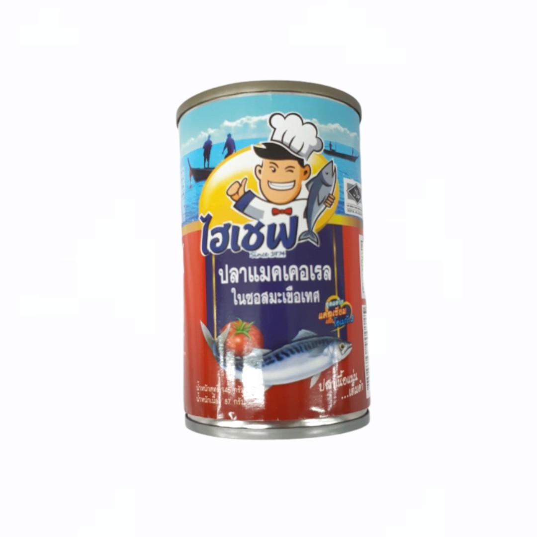 Cá Mồi - Hi Chef Mackerel Thái Lan