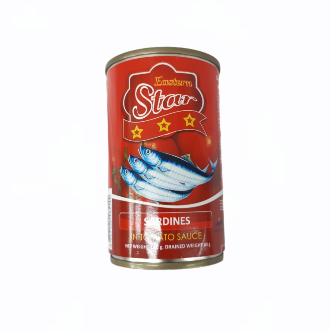 Cá Mồi - Star Sardines Thái Lan
