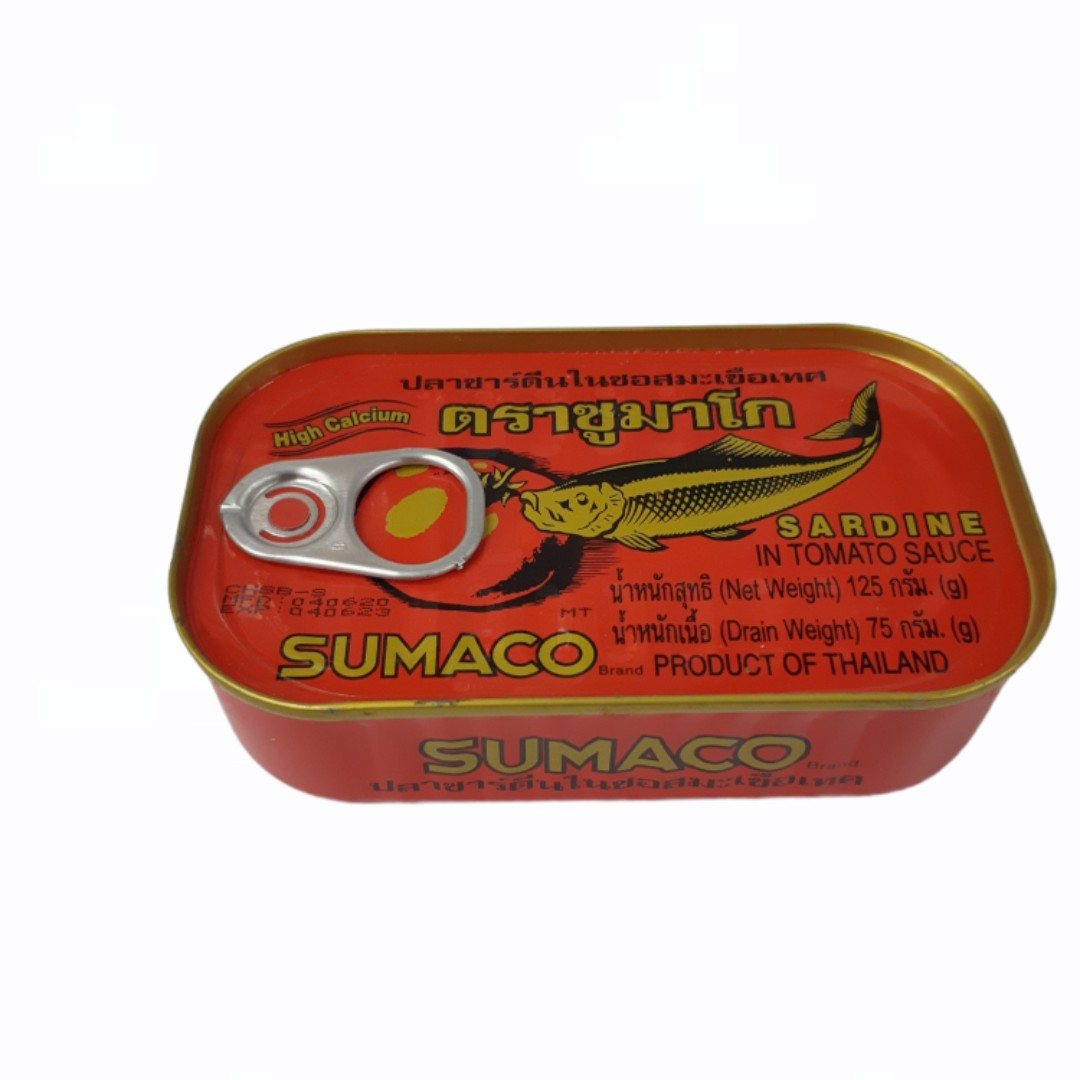 Cá Mồi - Sumaco Thái Lan